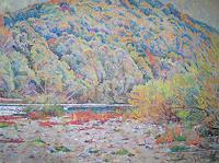 P. Petek, At the river