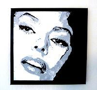 Christian-Wildauer-Menschen-Frau-Menschen-Portraet-Moderne-Pop-Art