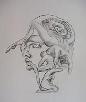 Gabriele-Spoegler-Mythologie-Moderne-Abstrakte-Kunst