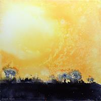 Joseph-Wyss-Abstraktes-Landschaft-Sommer