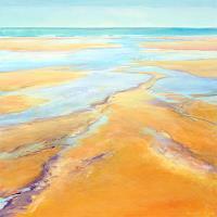 Joseph-Wyss-Landschaft-See-Meer-Landschaft-Strand