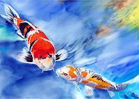 Joseph-Wyss-Tiere-Wasser-Dekoratives