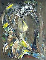 (E.-Heriberto)-Hestra-Abstraktes-Tiere-Land