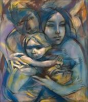 (E.-Heriberto)-Hestra-Menschen-Familie-Gefuehle-Liebe