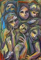 (E.-Heriberto)-Hestra-Menschen-Gruppe-Menschen-Kinder