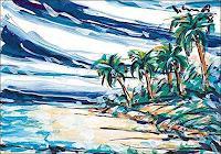 Lopito-Landschaft-See-Meer-Landschaft-Strand