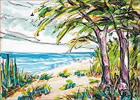 Lopito-Landschaft-Strand-Pflanzen-Baeume