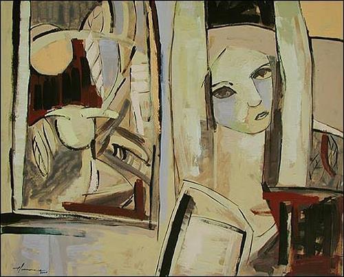 Pablo Peréa, Alba, Menschen: Frau, Poesie, Expressionismus
