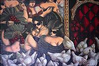 Augusto Bordelois, Viviendo sin el gallo