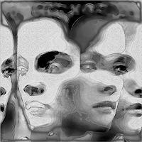 Dieter-Bruhns-Menschen-Frau-Menschen-Gesichter-Gegenwartskunst-Gegenwartskunst