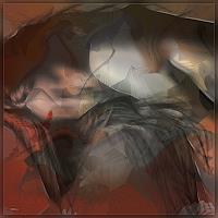 Dieter-Bruhns-Fantasie-Moderne-Abstrakte-Kunst