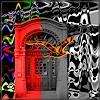 Dieter Bruhns, Rolling Stones.Paint it Black, Musik, Abstrakte Kunst