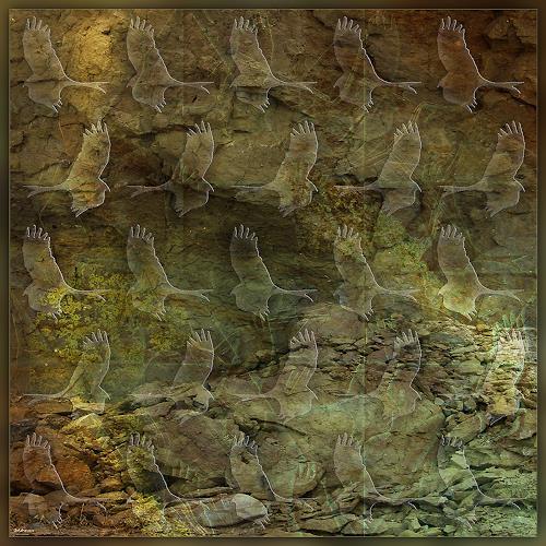 Dieter Bruhns, Dream, Abstraktes, Abstrakte Kunst