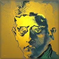 Dieter-Bruhns-Menschen-Portraet-Moderne-Abstrakte-Kunst