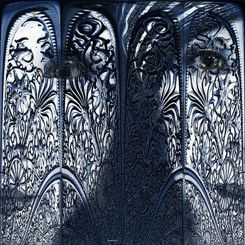 Dieter Bruhns, Flowering Windows, Abstraktes, Abstrakte Kunst