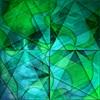 Dieter Bruhns, Side Glance, Abstraktes, Abstrakte Kunst