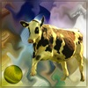 Dieter Bruhns, Cow