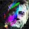 Dieter Bruhns, Male Face, Menschen, Abstrakte Kunst