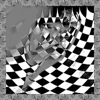 Dieter-Bruhns-Akt-Erotik-Akt-Frau-Diverse-Weltraum-Gegenwartskunst-Gegenwartskunst