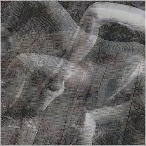 Dieter Bruhns, composition022, Akt/Erotik: Akt Frau, Fantasie, Gegenwartskunst, Expressionismus