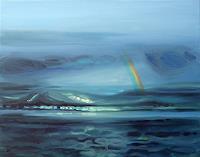 Diana-Krasselt-Gefuehle-Freude-Natur-Wasser-Moderne-Moderne