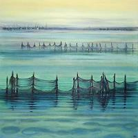 Diana-Krasselt-Landschaft-See-Meer-Natur-Wasser-Moderne-Moderne