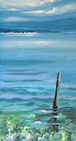 Diana-Krasselt-Natur-Wasser-Landschaft-See-Meer-Moderne-Moderne