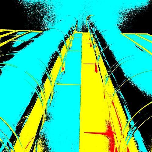 Edeltraud Kloepfer, ART of photo - o.T. 2, Architektur, Moderne