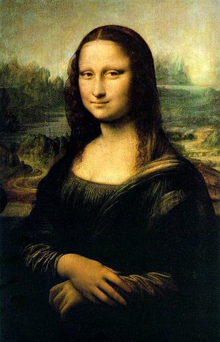 Leonardo da Vinci, Mona Lisa, Menschen: Porträt, Menschen: Frau, Renaissance