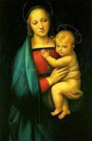 Raffael-Menschen-Kinder-Menschen-Frau-Neuzeit-Renaissance