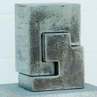Andrea Malaer, Flächen-Grafik-Skulptur A2