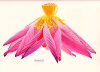 Dietrich-Moravec-Dekoratives-Pflanzen-Blumen-Neuzeit-Realismus