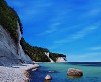 Dietrich-Moravec-Landschaft-Landschaft-See-Meer-Moderne-Fotorealismus-Hyperrealismus
