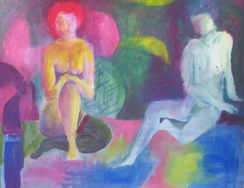 Petra Tränkner, Im Salon, Diverse Erotik