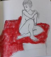 Petra-Traenkner-Menschen-Moderne-Abstrakte-Kunst