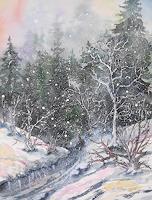 birgit exter, Winterstimmung