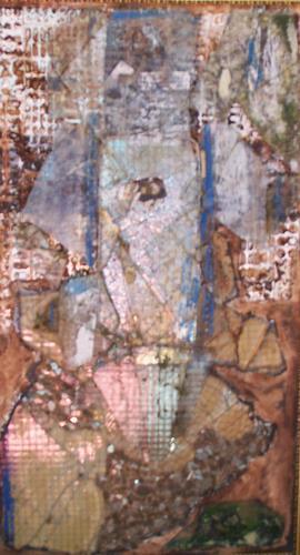 Michael Thomas Sachs, Komposition, Abstraktes, Architektur, Abstrakte Kunst