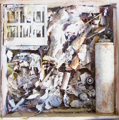 Michael Thomas Sachs, Musiker, Abstraktes, Abstrakte Kunst