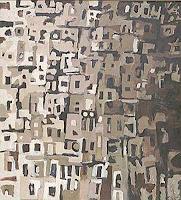 Peter-Janssen-Architektur-Landschaft-Huegel-Neuzeit-Realismus