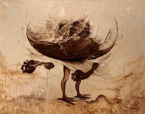 Branka Moser, untitled, Diverses, Diverses, Gegenwartskunst, Abstrakter Expressionismus