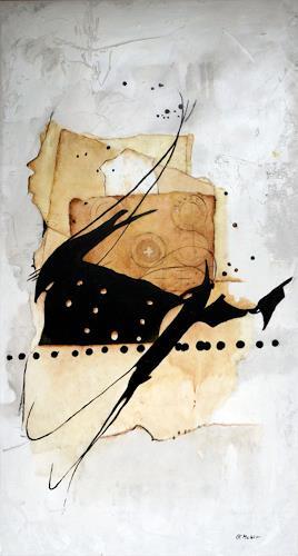 Branka Moser, ohne Titel, Abstraktes, Gesellschaft, Abstrakte Kunst, Abstrakter Expressionismus