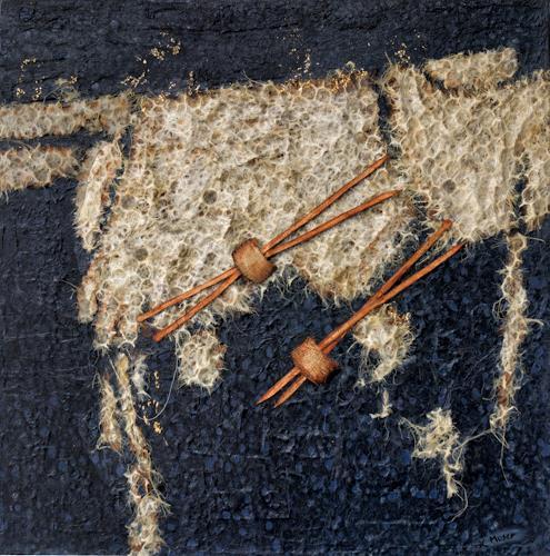 Branka Moser, sheep, Gesellschaft, Abstraktes, Konzeptkunst