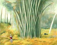 Hinrich-van-Huelsen-Natur-Wald-Fantasie-Moderne-Abstrakte-Kunst
