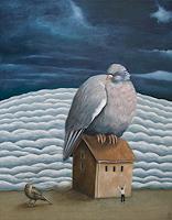 Hinrich-van-Huelsen-Fantasie-Tiere-Luft-Neuzeit-Realismus