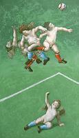 H. van Hülsen, Der Rasen ist gut