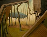 Hinrich-van-Huelsen-Diverse-Landschaften-Tiere-Wasser-Gegenwartskunst-Postsurrealismus