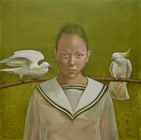 H. van Hülsen, Waiting for the Blackbird