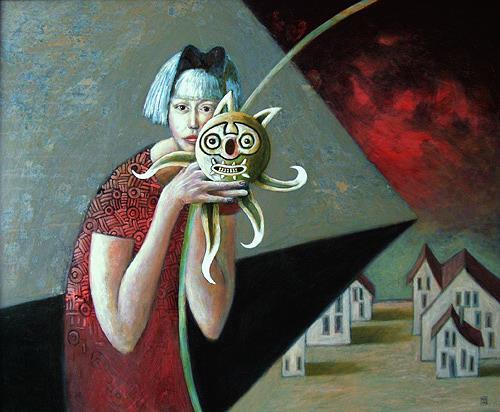 Hinrich van Hülsen, Wahrscheinlich nicht einmal echt, Fantasie, Fantasie, Postsurrealismus