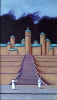 Hinrich-van-Huelsen-Architektur-Fantasie-Gegenwartskunst-Postsurrealismus