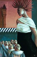 Hinrich-van-Huelsen-Maerchen-Fantasie-Gegenwartskunst--Postsurrealismus